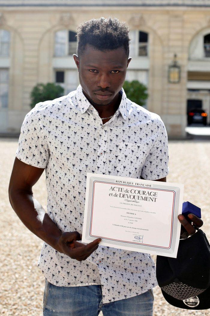 Mamoudou Gassama: acte de courage et de dévouement