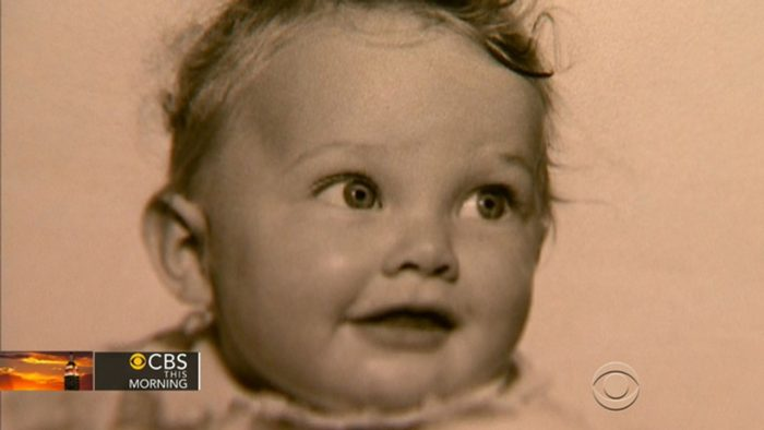Dave Hickman found a baby in the woods while hunting in 1955. Hickman spent the next 58 years trying to track her down.