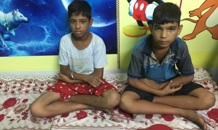 The scandal of the missing children abducted from India's railway stations